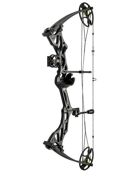 FOSSIL MK-NCB75-B Compound Archery Bow