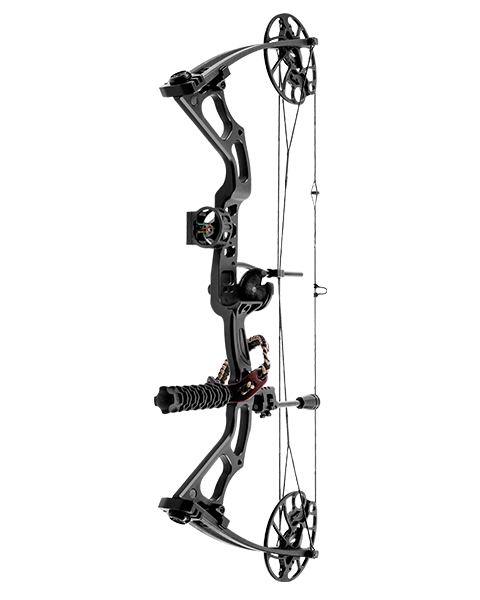 Mirage MK-CBA2-BK Compound Archery Bow