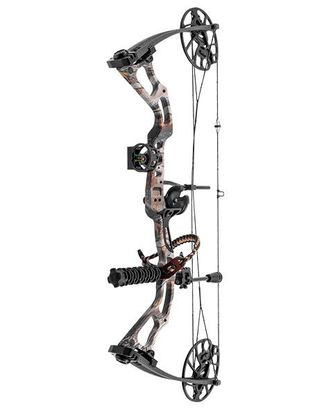 Mirage MK-CBA2-GODC Compound Archery Bow