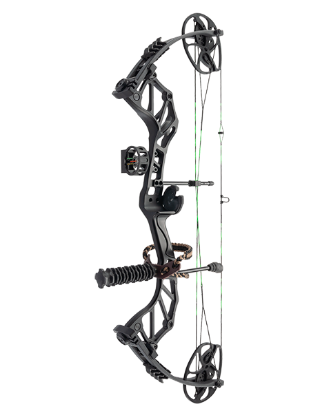 Thorns MK-CBA5-BK Compound Archery Bow